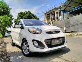 Kia All New Picanto SE Matic 1.2 CBU 2012/2013 Mulus terawat PJK Pnjag