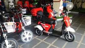 Siapa cepat Selis New Robin sepeda listrik rd 3 kondisi seperti baru