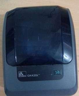 Barcode Zebra GK420T Berkualitas Garansi