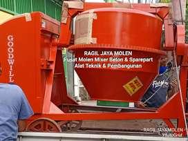Mixer Molen Beton Cor Semen Mesin IN-DA SNI R 180