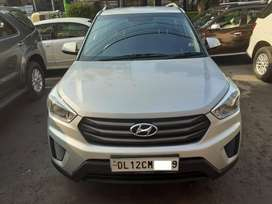 Hyundai Creta 1.6 E Plus, 2017, Petrol