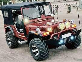 Punjab Jeeps modication