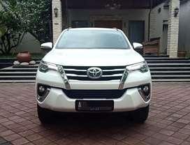 Toyota Fortuner Vrz TRD AT th 2018 km low ex pemakaian pribadi