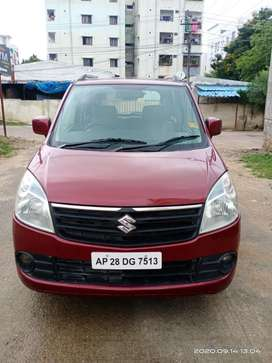 Maruti Suzuki Wagon R VXi BS-III, 2010, Petrol