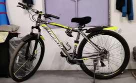 21 gear bicy