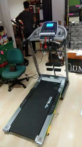 Tiga fungsi Treadmill ELektrik TOTAL 288