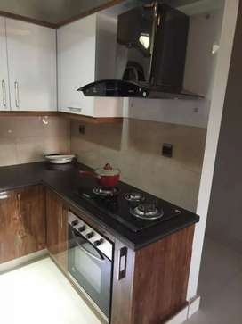 Studio apartment well decorated with all home appliances