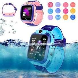Smartwatch Anak Recharger