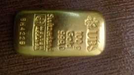 Have money on gold morgej