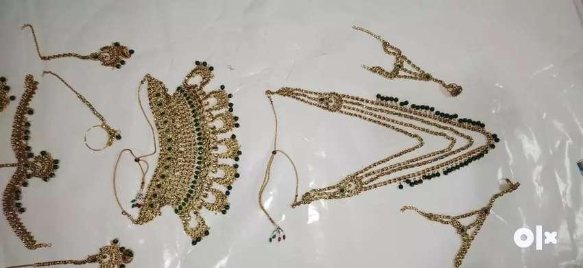 heavy bridal jewelery 0