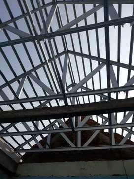 Tukang atap galvalum baja ringan