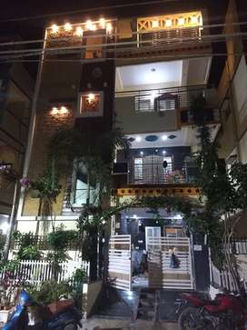 2BHK East Facing Fully Furinished House for Rent Nizampet
