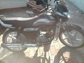 New bike bought in mid 2019, not used much only 1940 km