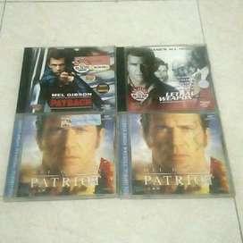 Koleksi Kaset Film VCD Original Action/Drama Mel Gibson