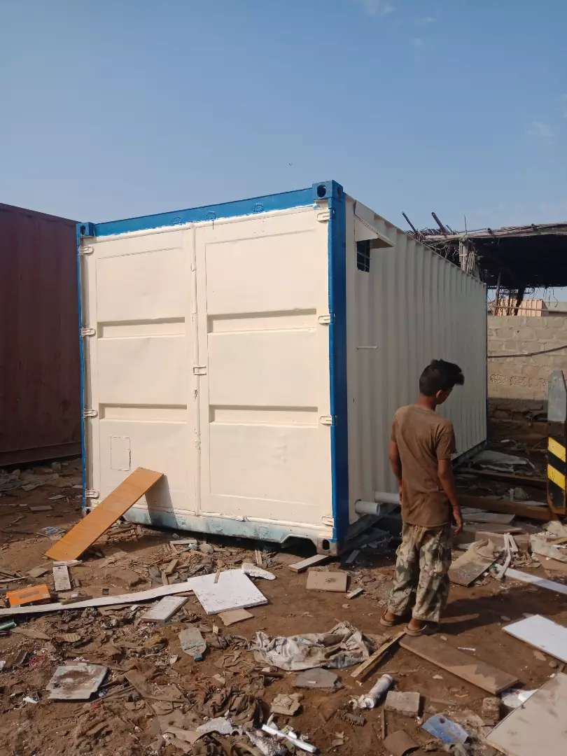 mobaile container  office 0