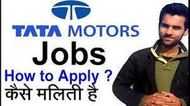 Urgent Hiring in TATA Motors Company whats app number- 78382,75141