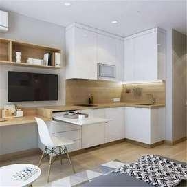 Terima Jasa Interior Design Apartemen Rumah Kantor Cafe Se-jabodetabek