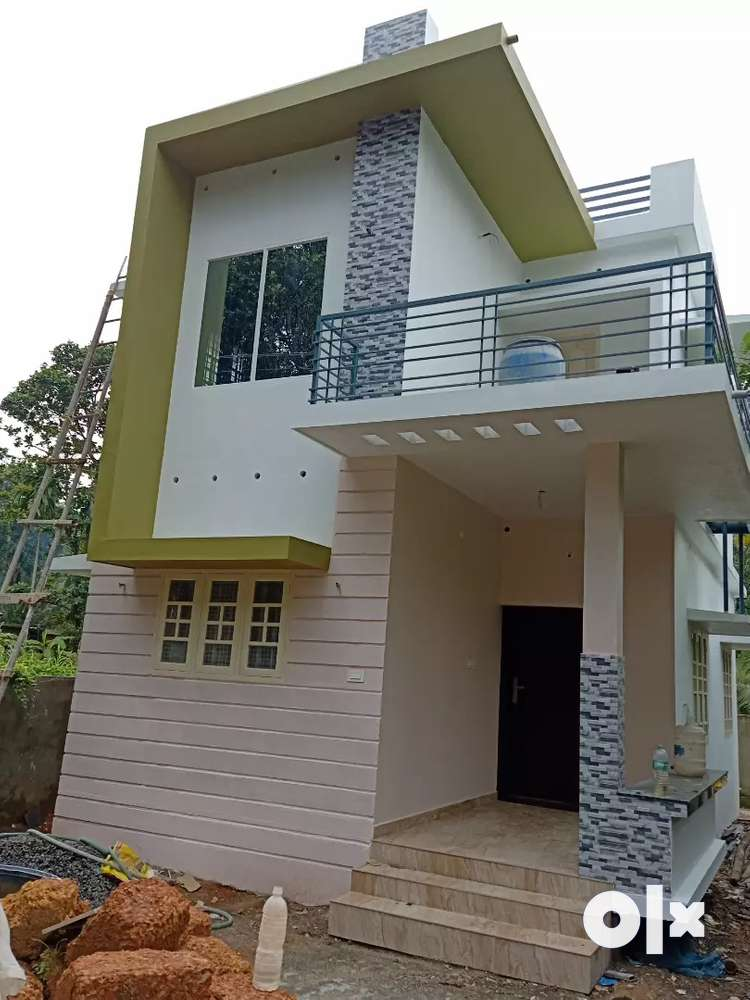 3 bhk new house in alappuzha town north