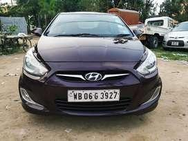 Hyundai Verna Fluidic 1.6 VTVT SX, 2011, Petrol