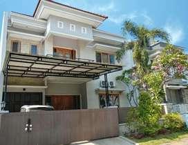 3,8 M Rumah Pakuwon City San Diego Mulyosari Sutorejo Surabaya Timur