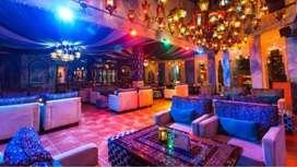 5000 sqft Running Bar cum Restaurant/Lounge on Rent on Salt Lake sec-V