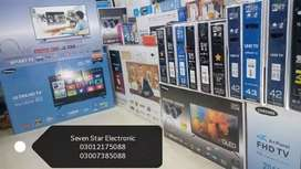 "32""SAMSUNG SIMPLE SMART LED TV 20 TO 70INC AL SIZE AVAIL WITH WRRANTY"