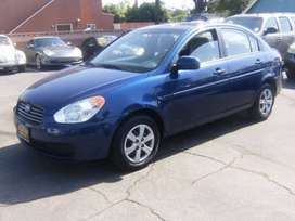 Hyundai accent 2010 get on easy installments.