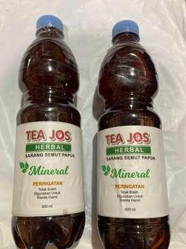 teajoss mineral