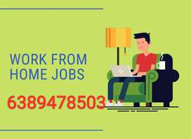 Part time job offer for 10th,+2 pass candidates
