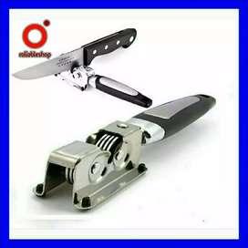 Knife Grinder Sharpener Dinamate - Asahan Pisau stainless