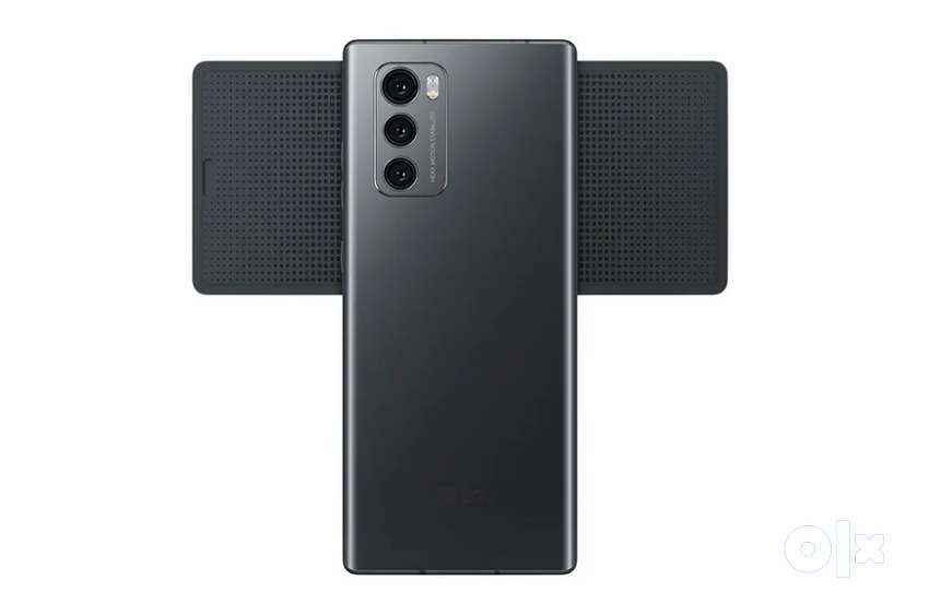 Lg wing 3-4 months old with all box and data cable