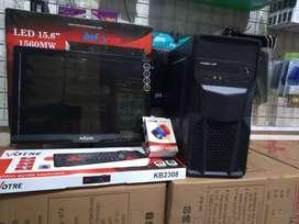 Komputer PC PpOB/Kantor/Kasir/Skolahan/KasirToko/BisnisOnline(Rumahan)
