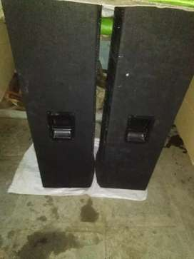 Bharat amplifier and speakers .14000₹