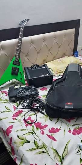 Guitar Zakson company