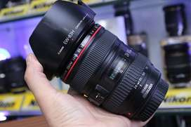 Canon 24-105mm F4L IS USM