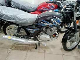 SUZUKI GS 150 SE(2021 BRAND NEW)WITH REGISTRATION & JUMBO DEAL PACKAGE