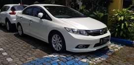 Honda Civic FB 2012 istimewa pajak baru