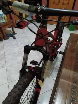 Sepeda Polygon Siskiu D5 Size S New Harga Second
