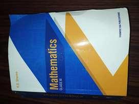 R D Sharma Mathematics XI