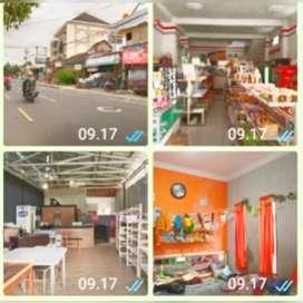 Ruko murah 3 lantai lingkungan sangat strategis kodya umbulharjo