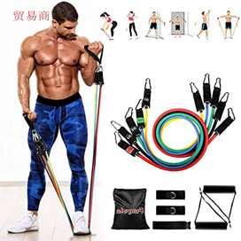 Exercise Workout Resistance Bands, Take it for Pain. Take it for Life.