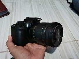 Canon 1100D + lensa sapu jagad 28 200 tamron