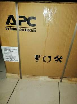 APC SURT 10KVA ONLINE UPS PURE SAIN WAVE NEW BOX PACK AVAILABLE