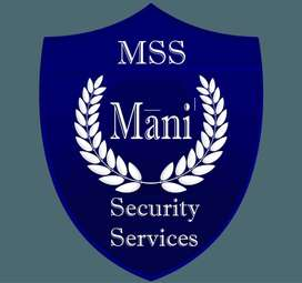 Mani security services (job -after 10th or 12 th .