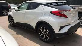 Toyota c-HR now you can get on easy monthly installment