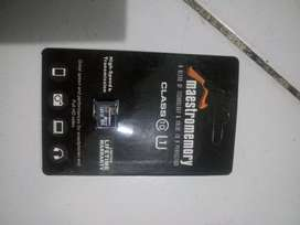 Memori card maestro 16 gb