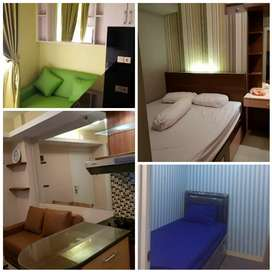 SEWA VIP 2Kamar Furnish Apartement Tahunan Free sewa 2 bulan sewa
