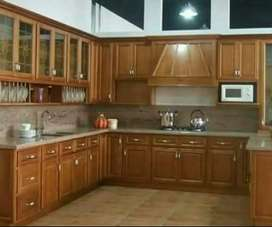Kicenset/lemari dapur