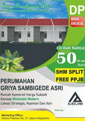 Dijual Murah Rumah Komersil harga subsidi