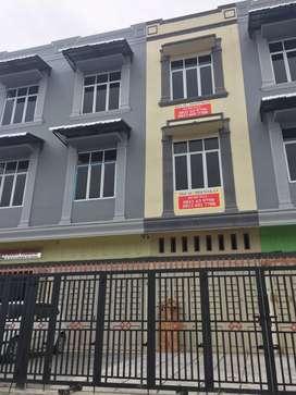 Dijual Ruko Baru Jalan Besar Veteran-Marelan Pasar 6